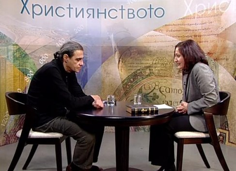 Изкуството и християнството - разговор с проф. Калин Янакиев