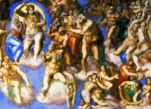14 Християнство и изкуство - Микеланджело - част 5
