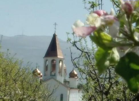 Монашеската общност от манастир Благовещение