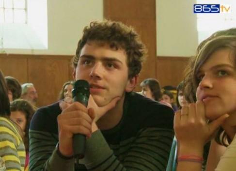 Библейско състезание за тинейджъри