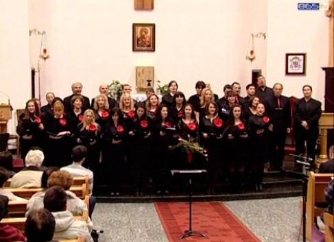 Рождествен концерт в католическата катедрала