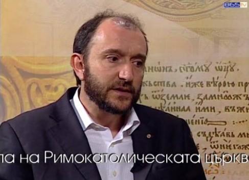 Новият папа - разговор с Богдан Паташев