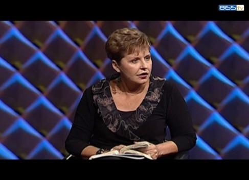 70 Джойс Майер - Да се довериш на Бог, когато не разбираш - 1