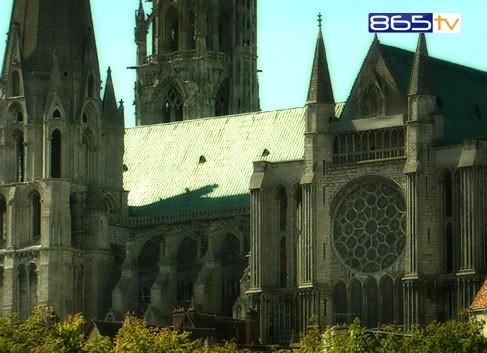 06 Катедралата в Шартър