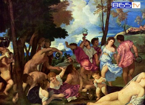 17 Християнство и изкуство - Тициян - част 1