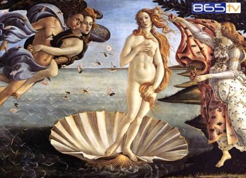 19 Християнство и изкуство - Ботичели