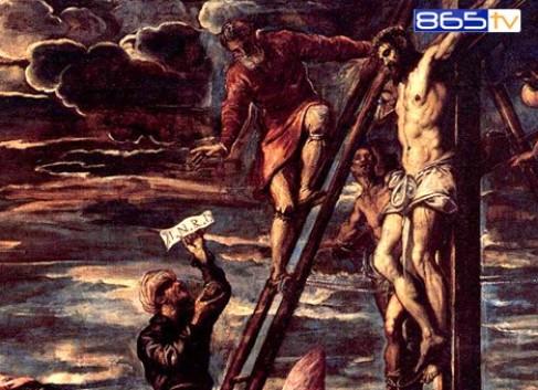 20 Християнство и изкуство - Тинторето